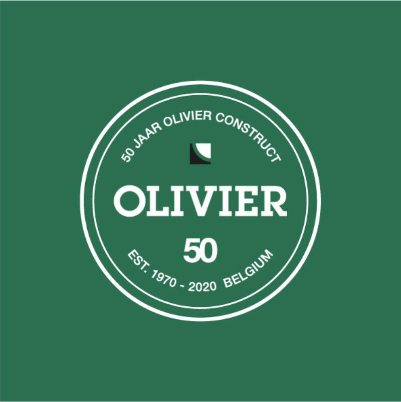 Olivier Construct 50jaar Embleem v1 RGB Green bg lores