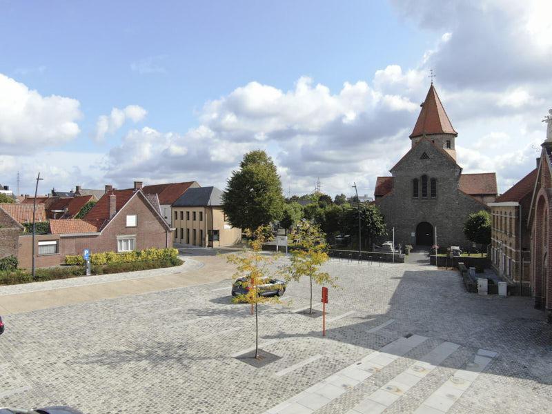 Wonen naast de kerk